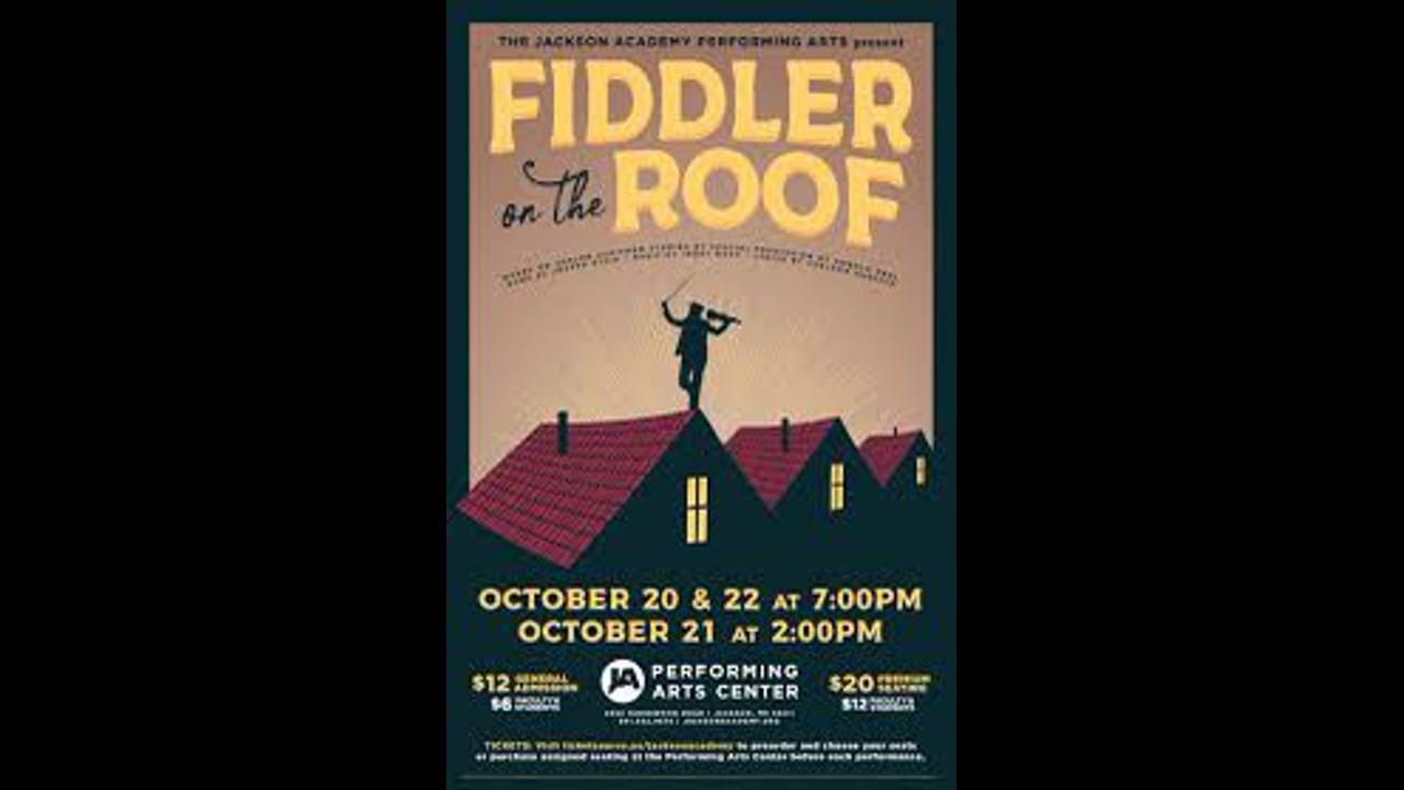 Arts-2018-Fiddler on The Roof
