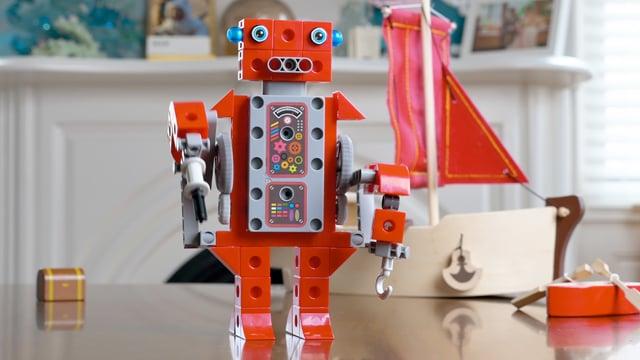 KIds First Robot Factory B-Roll