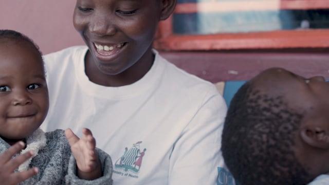 DREAMS in Zambia: Grace