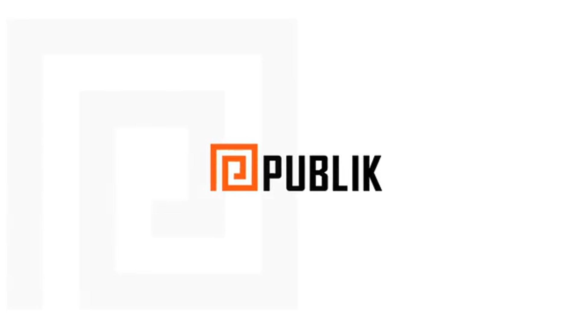 Publik company official promo video