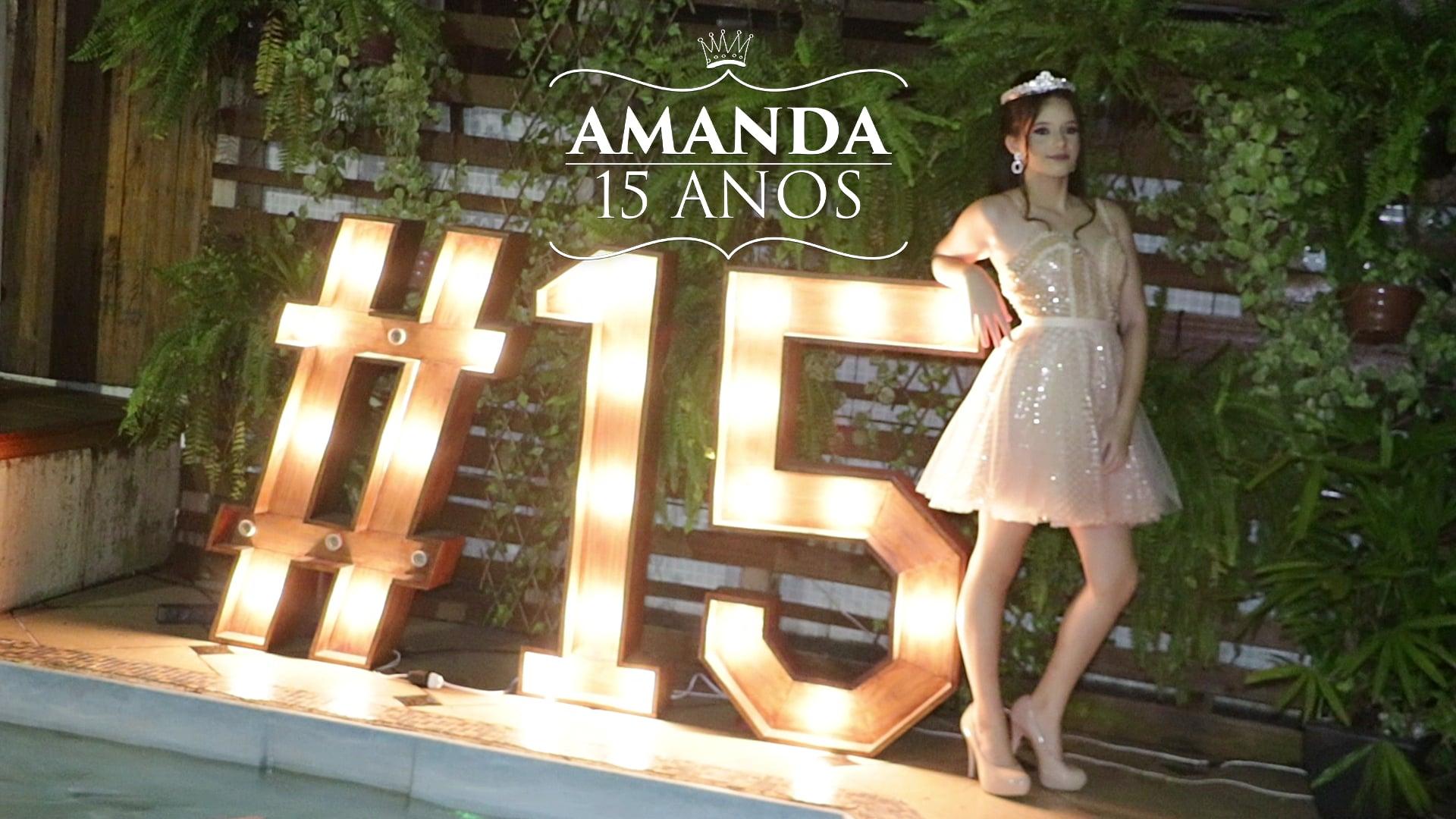 Trailer: Amanda 15 Anos