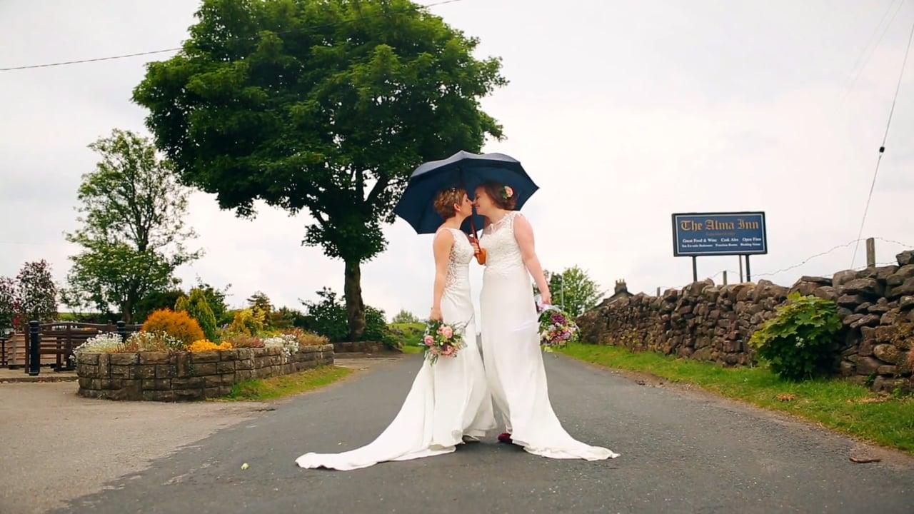 Helen and Sam Wedding highlight Video
