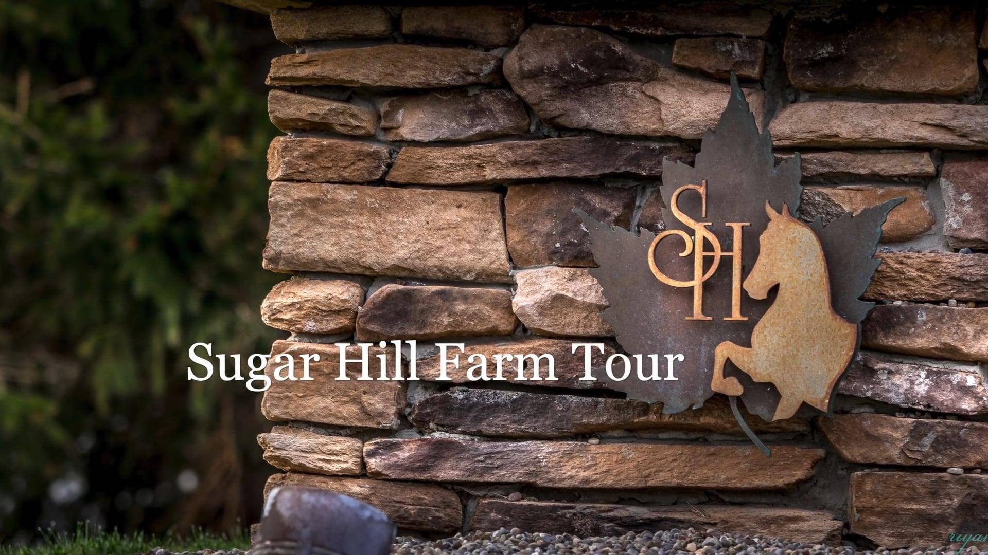 Sugar Hill Farm Tour