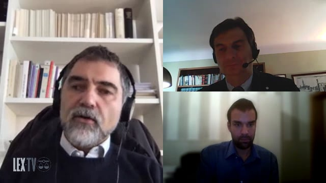 08/04/2020 - Luca Bisori e Gianluca Gambogi: