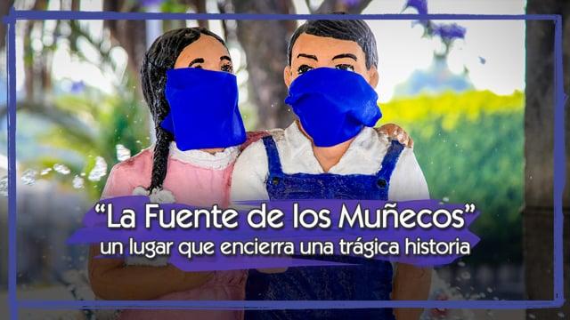 """""""La Fuente de los Muñecos"""", un lugar que encierra una trágica historia"""