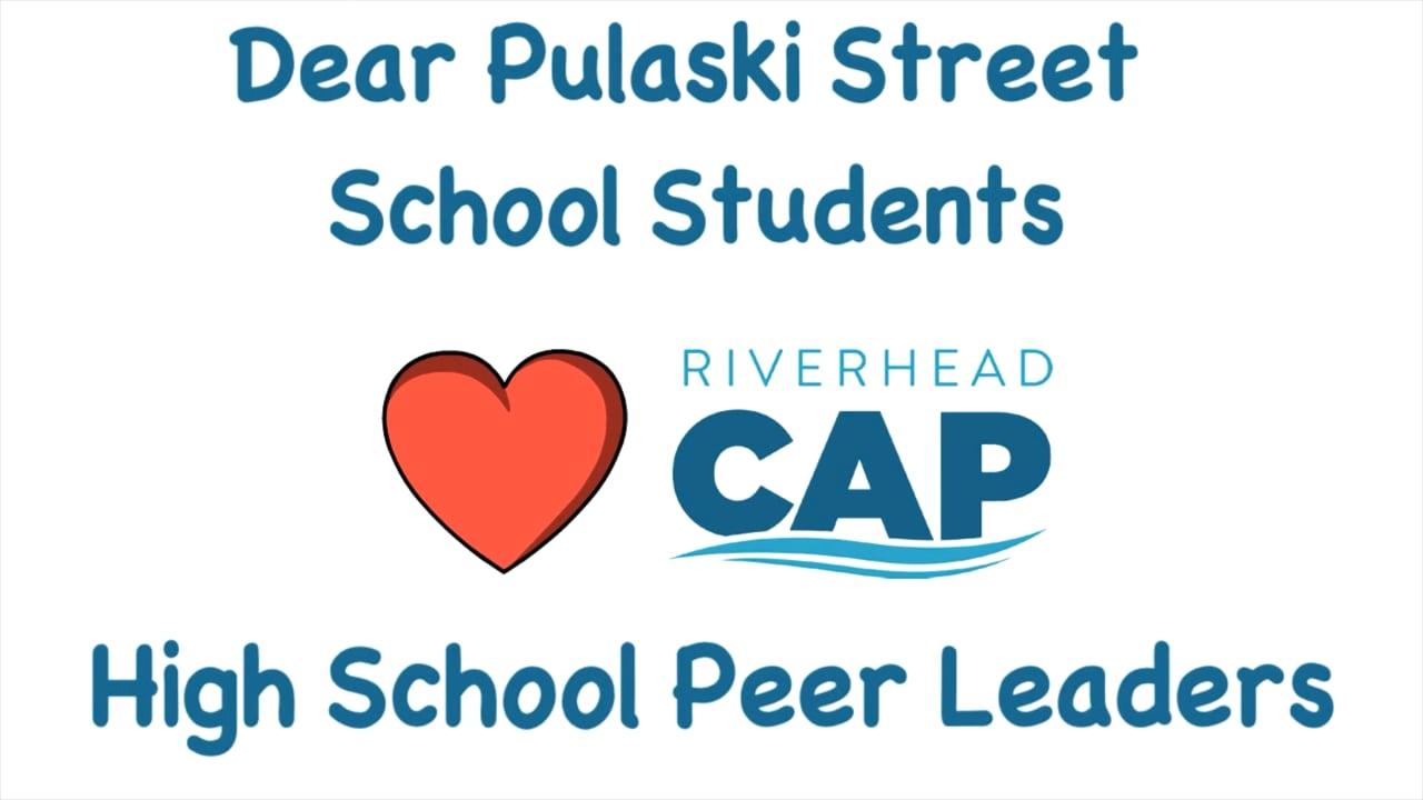 Dear Pulaski Students Video
