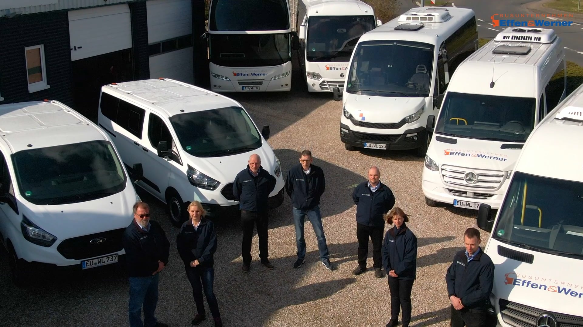 Busunternehmen Effen und Werner