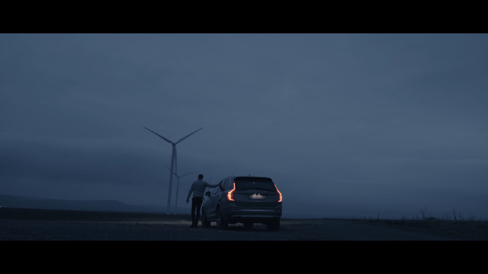 Feel the wind-Volvo