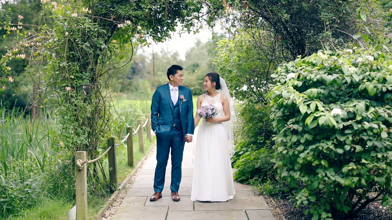 Daniel and Stephanie Wedding Video