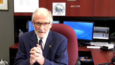 Thumbnail of video Message from the Mayor: 04/09/2020