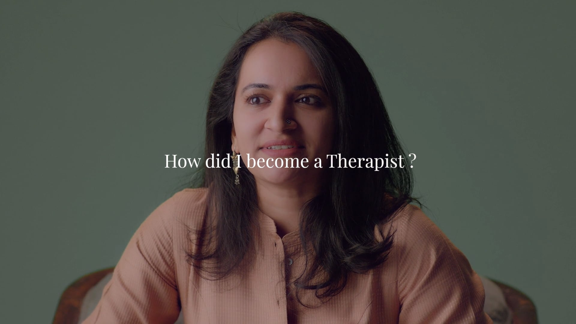 How do I became a therapist ? - Story about Anna Chandy Associates, Teaser