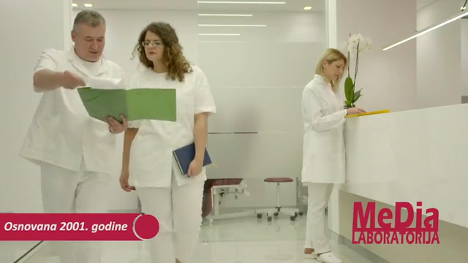 Laboratorija Media Smederevo reklama 2015