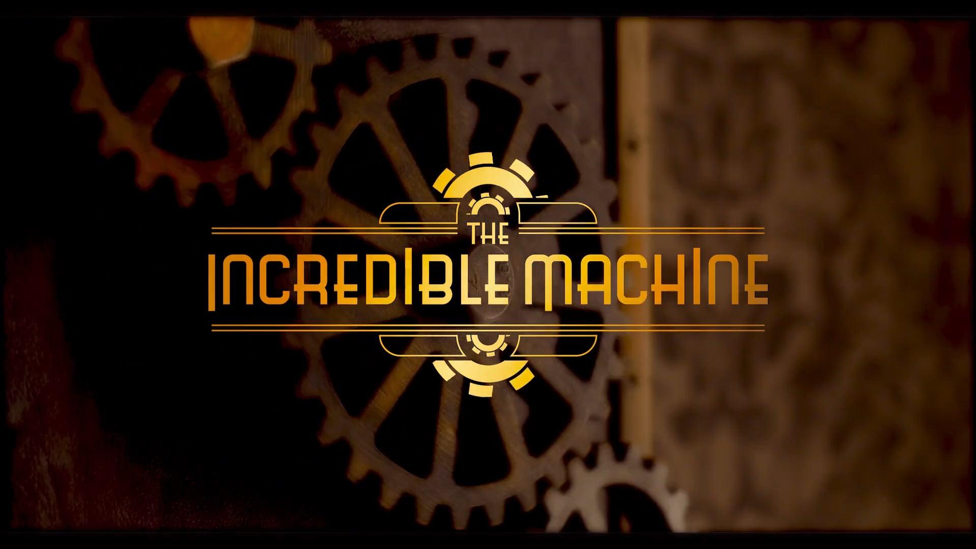 The Incredible Machine // Clockwise Escape