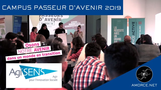 Campus Passeurs d'Avenir 2019 par AgiSens