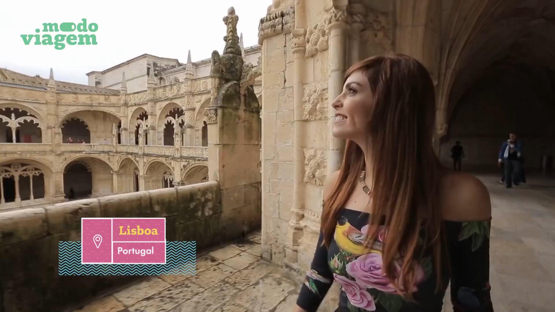 S02 EP03- Modo Viagem / Portugal / Igrejas Inesquecíveis