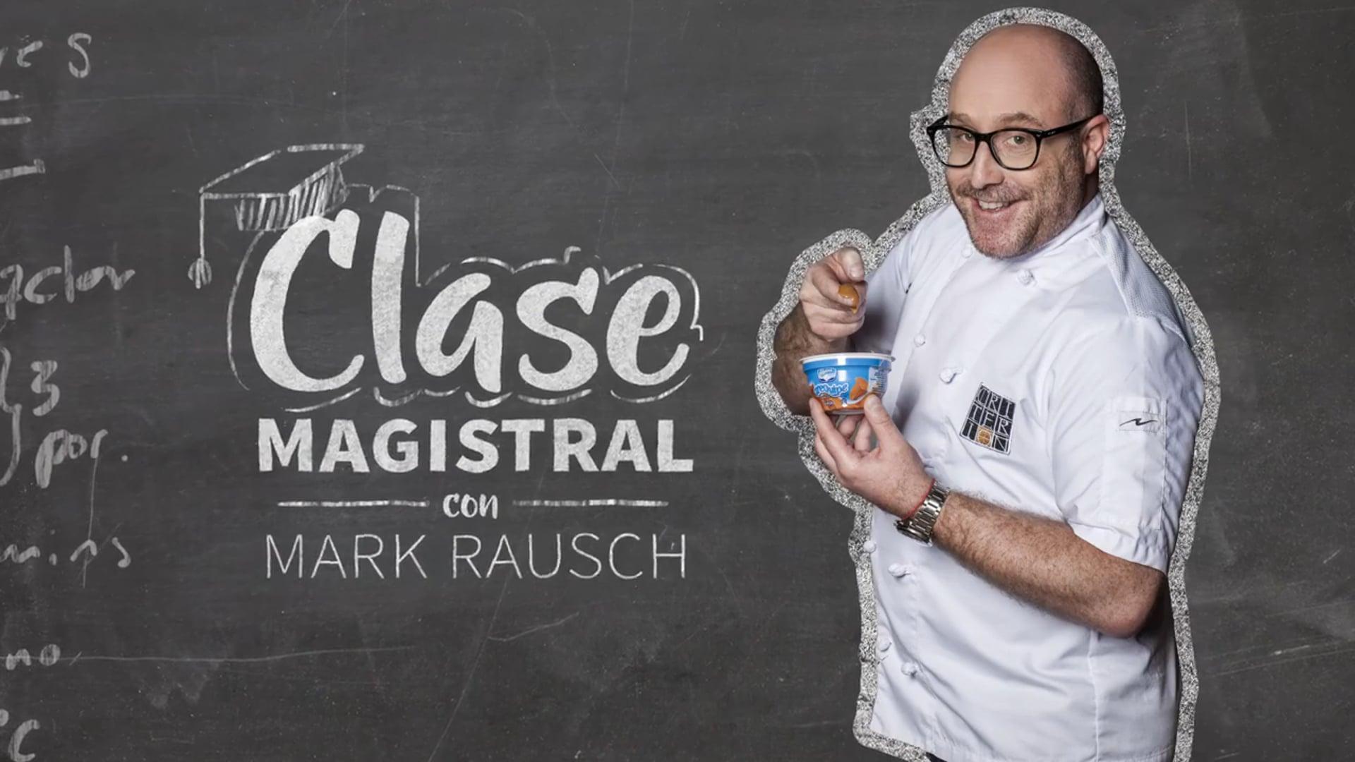 Clase Magistral Raush