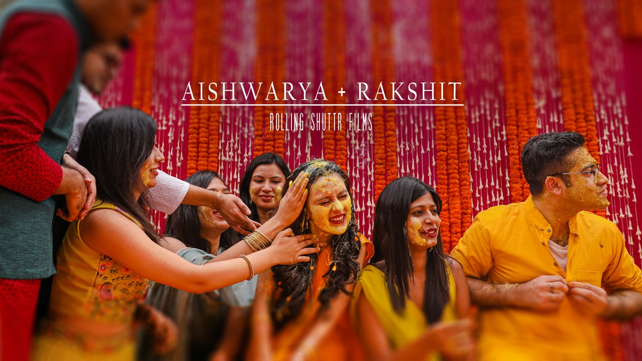 Aishwarya & Rakshit | Wedding Trailer
