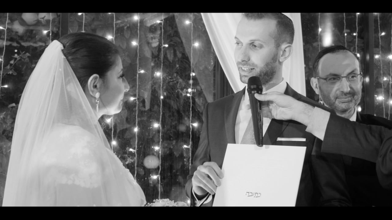Finally clip my Moshe&Marine wedding
