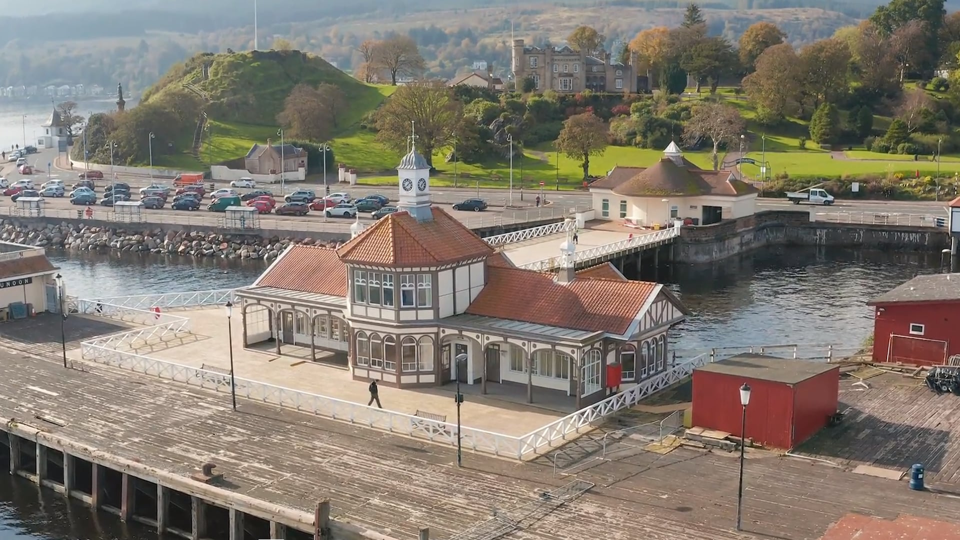 Dunoon Pier - Commercial Lease