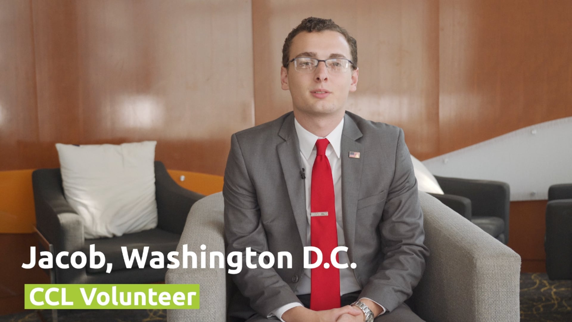 Young Republican Climate Change Solutions - Meet Jacob