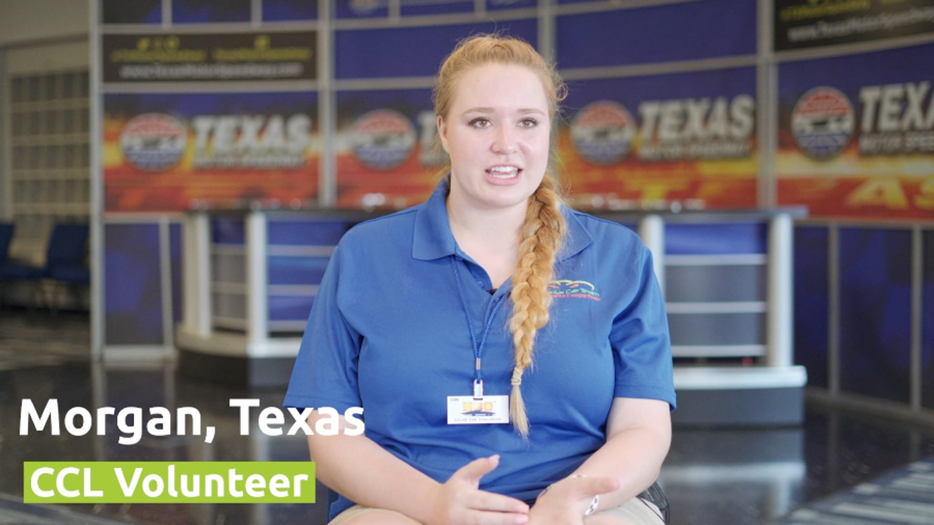 Young Christians act on Climate Change in Texas  - Meet Morgan