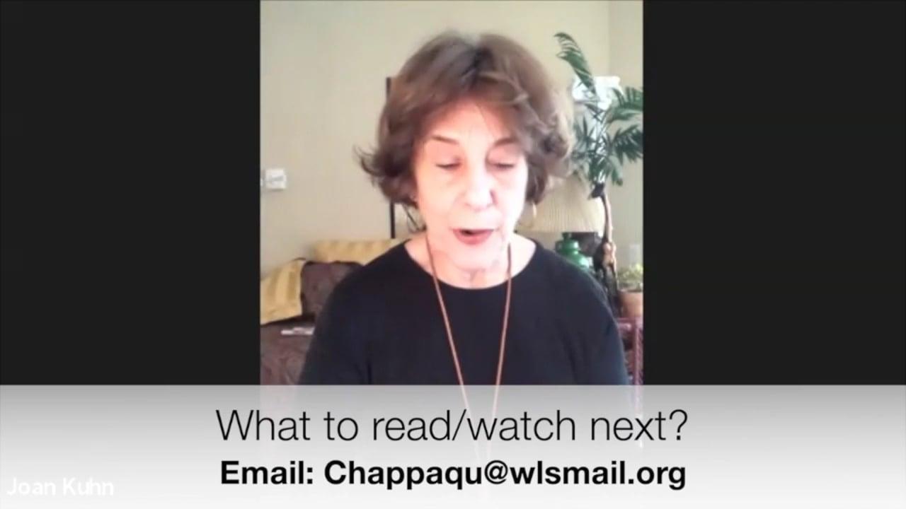 Chappaqua Library REMOTE News - April 2020