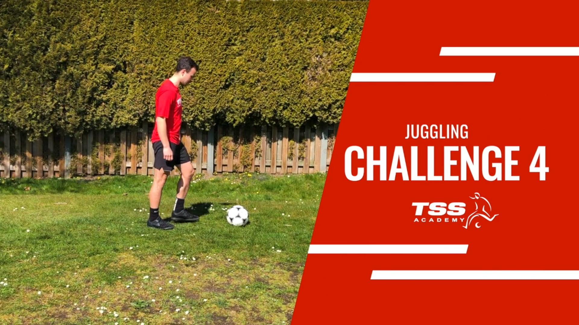TSS Juggling Challenge 4
