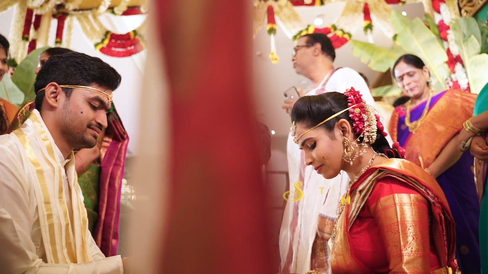 Vamshi & Swathi Wedding Trailer