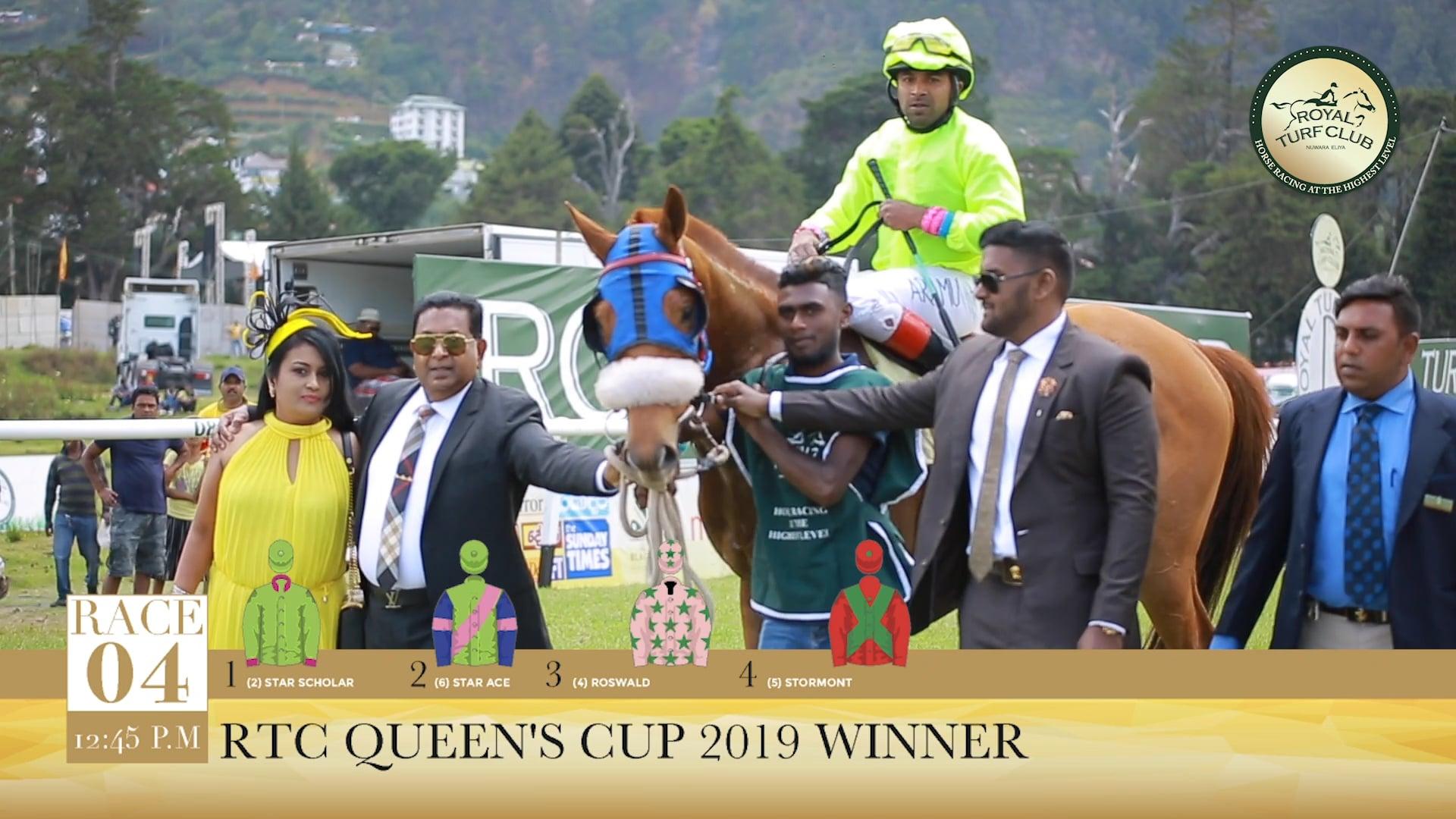 RTC Queen's Cup 2019
