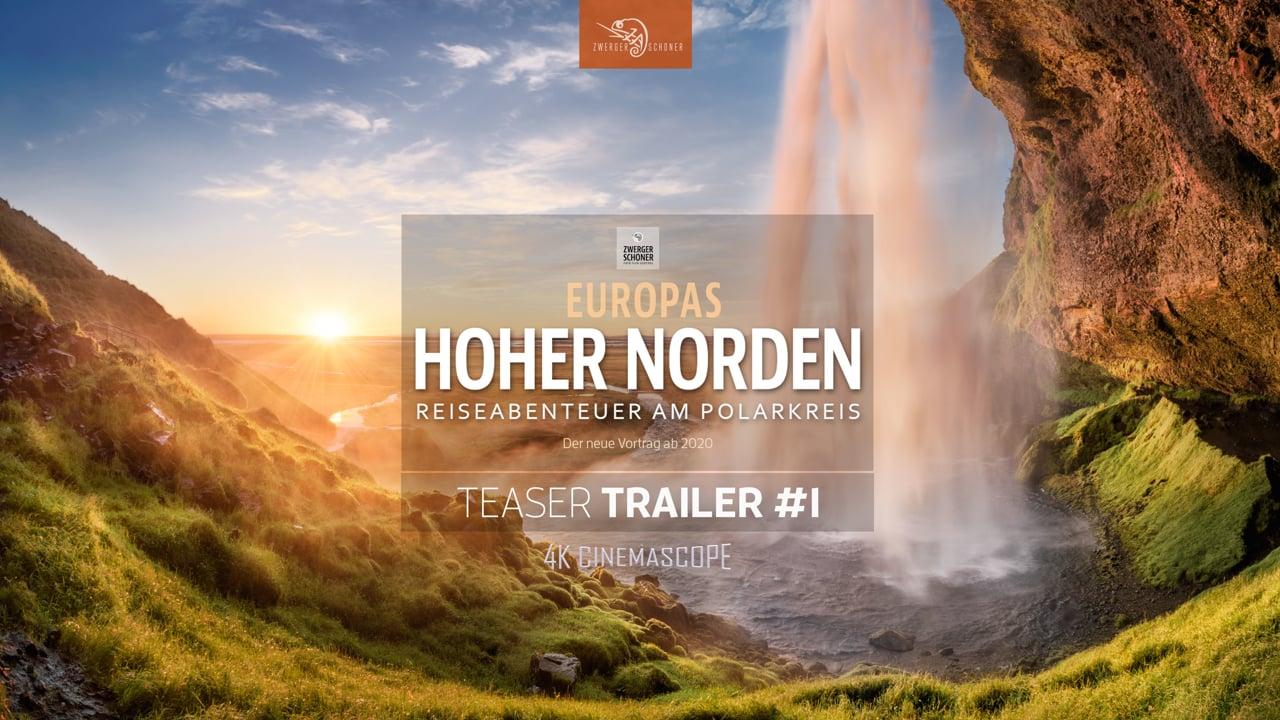 Europas Hoher Norden - Aerial 4K | Teaser #1 | Zwerger-Schoner