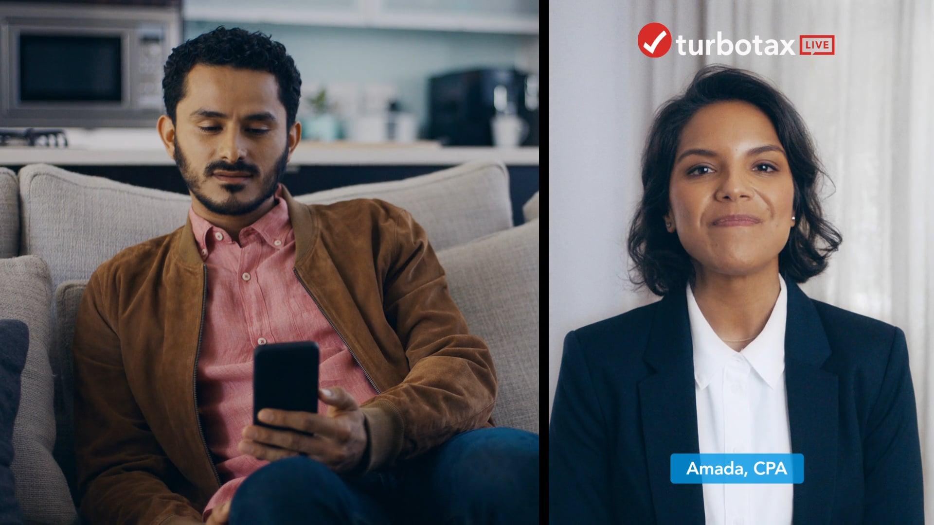 "Intuit Turbo Tax ""Advice"" :30 (Spanish)"