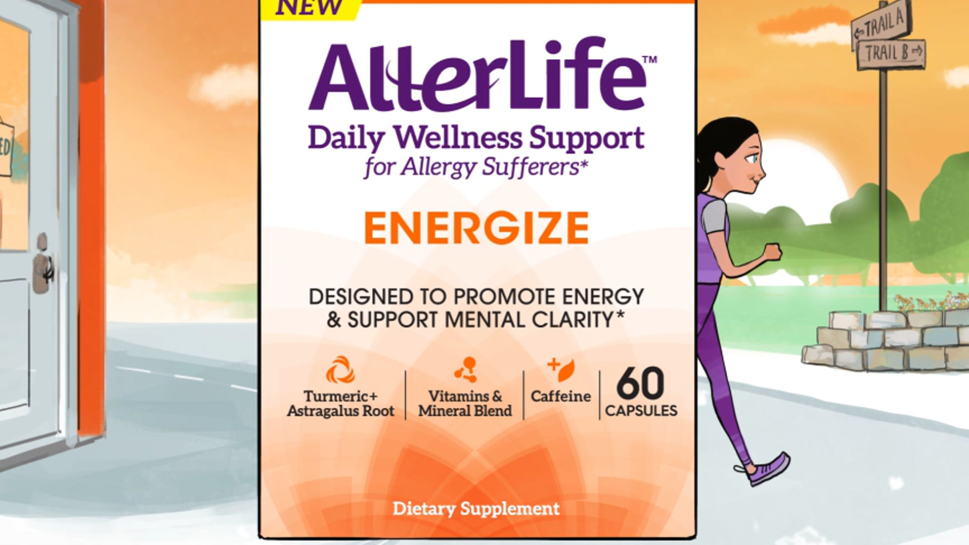 AllerLife Energize (4x5)