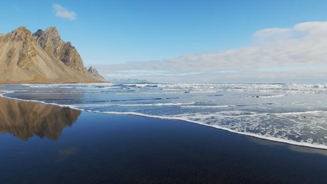 Magic of Icelandic Coastline
