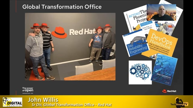 John Willis - TechStrong TV