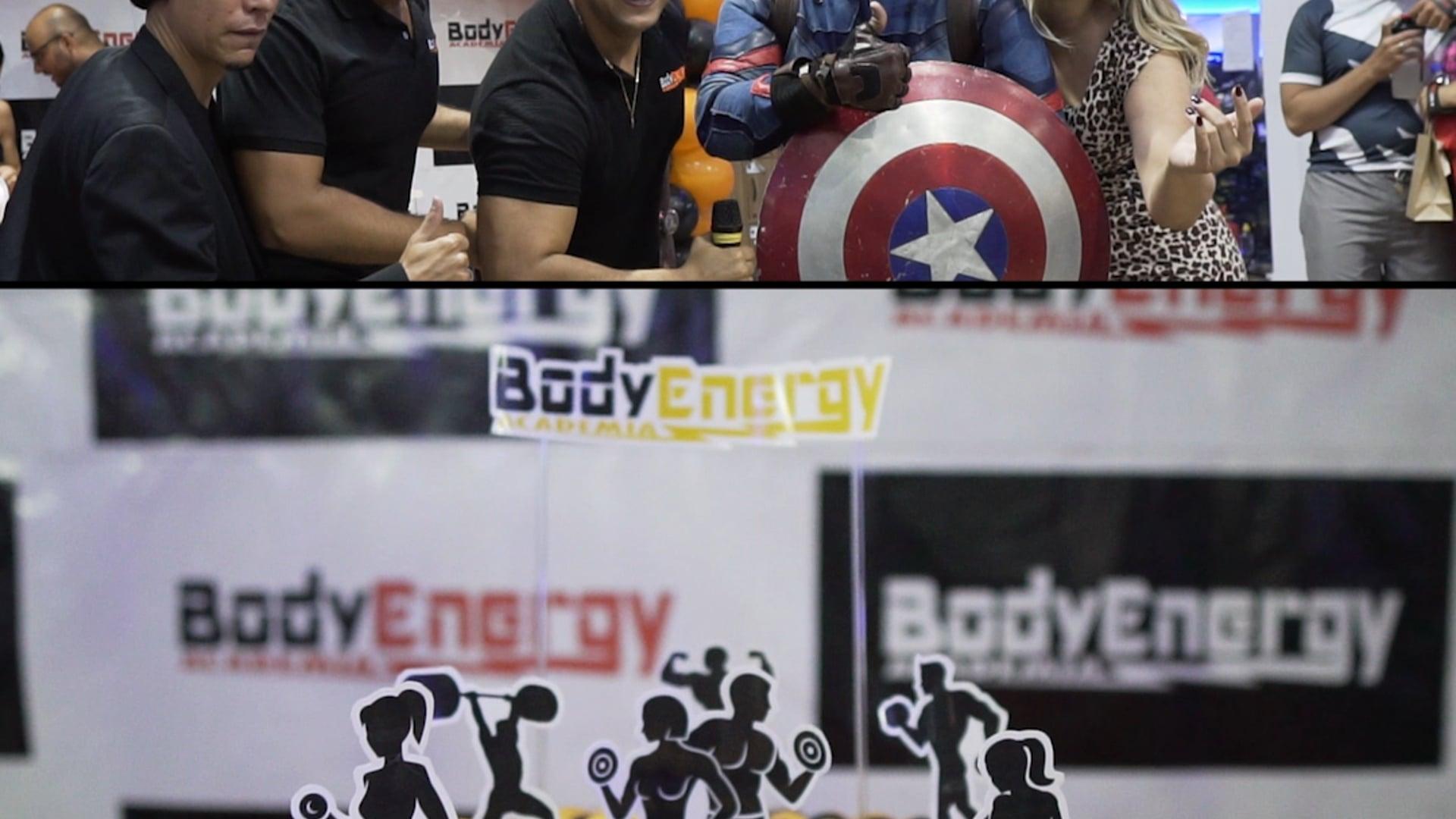2 Anos Academia Body Energy | un. Venda Nova