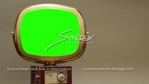 1742 green screen Philco Predicta Continental MS left justified