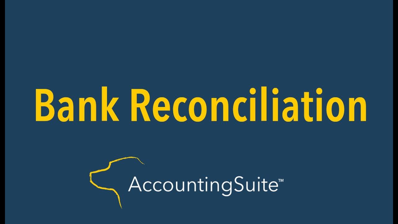 Bank Reconcile