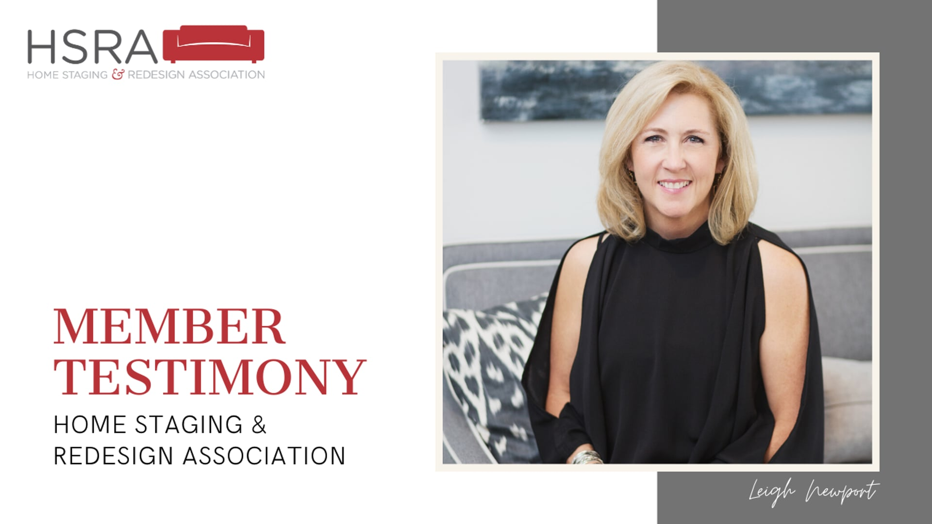 HSRA Member Testimony 2020 Leigh Newport