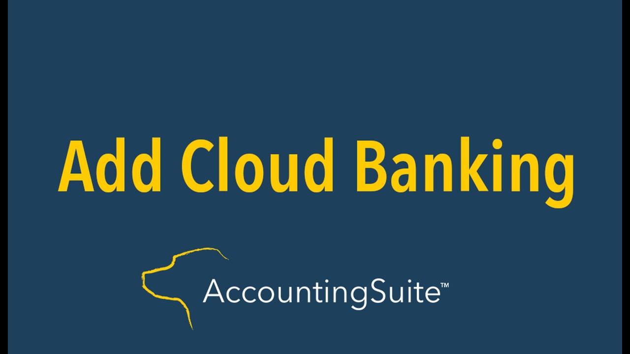 Add Cloud Banking