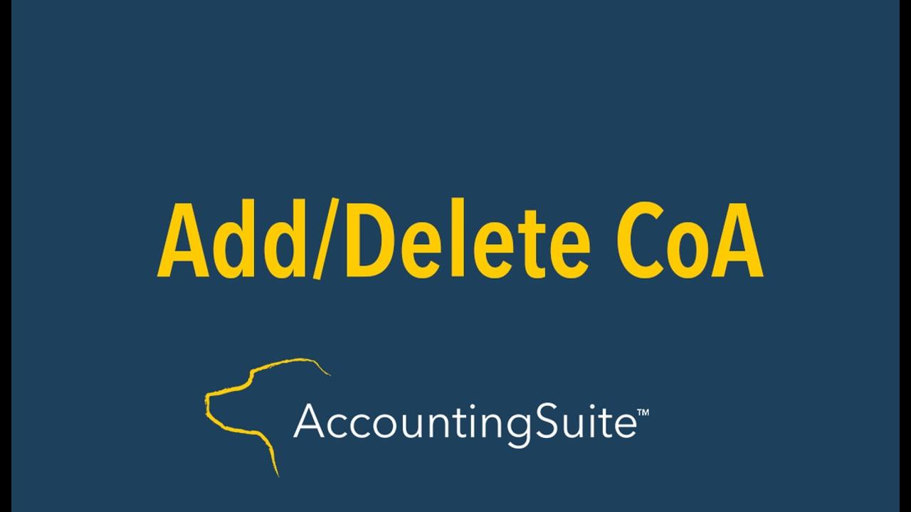 Add_Delete CoA
