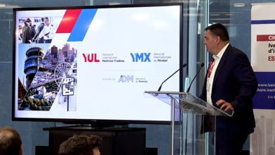 Colloque Immobilier + Mobilité | EJC 2019: «La mobilité à YUL Aéroport international Montréal-Trudeau»