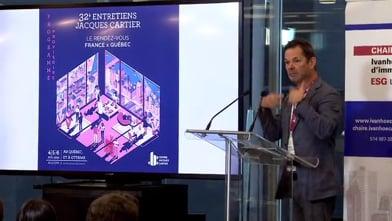 Colloque Immobilier + Mobilité | EJC 2019: «Le territoire et son développement : assembler des communautés dans l'intérêt commun»