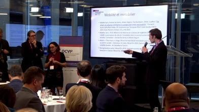 Colloque Immobilier + Mobilité | EJC 2019: «Regards sur la recherche»
