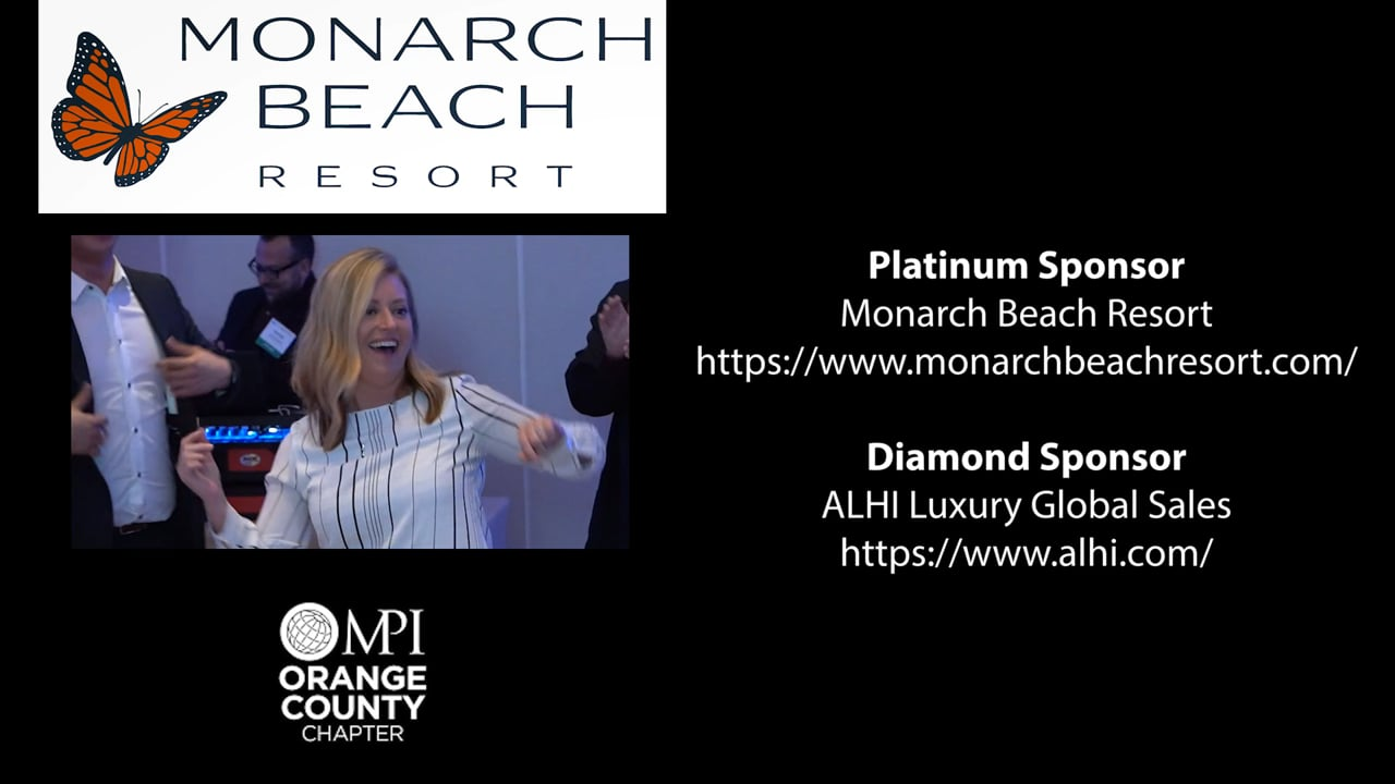 """MPIOC's 10th Annual State of the Industry """"Vision 2020"""" at Monarch Beach Resort"""