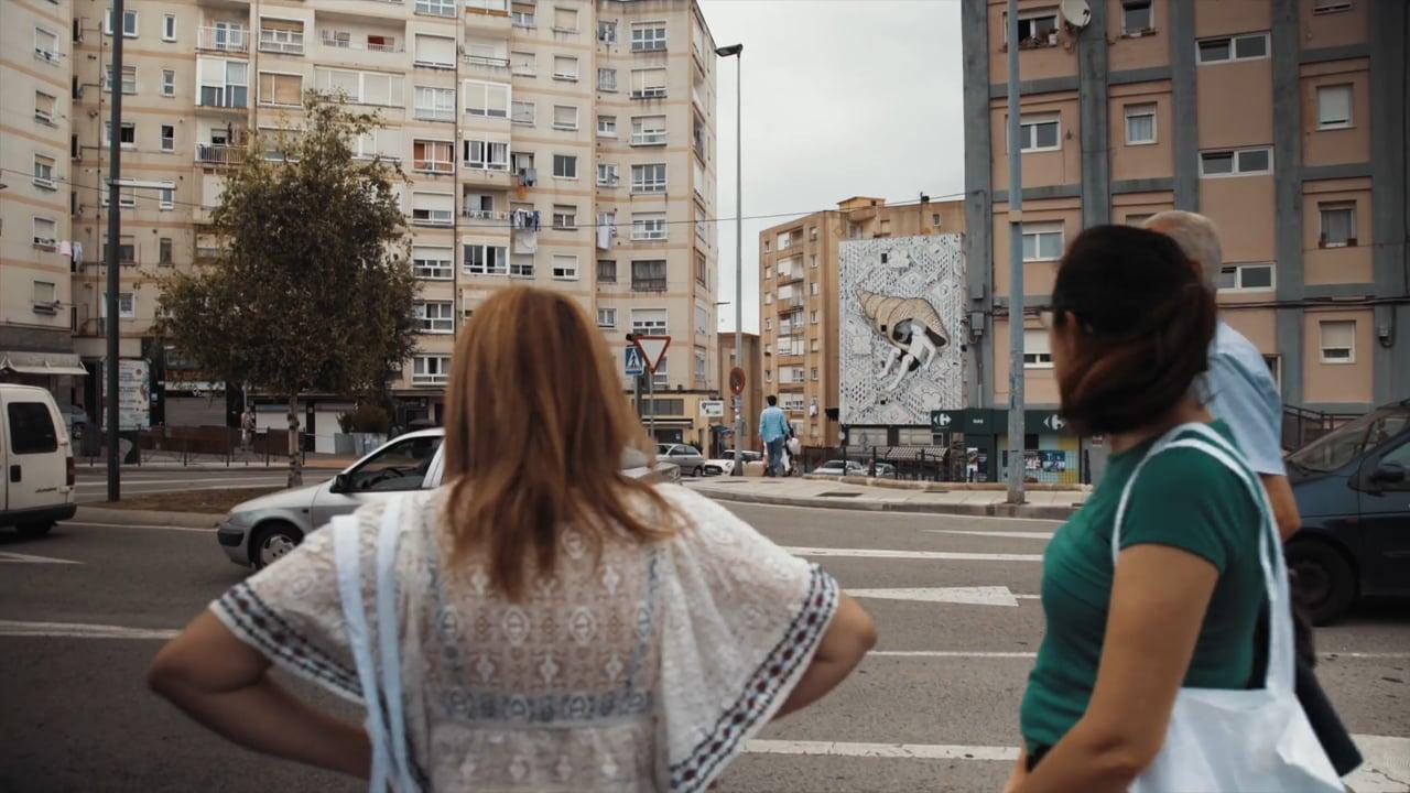 De las calles un museo DidacArt - Desvelarte 2019