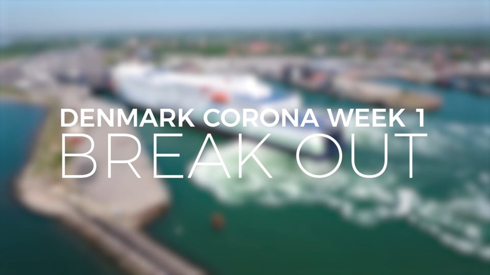 DENMARK CORONA WEEK 1, BREAK OUT - #lovelife...stories with no comments