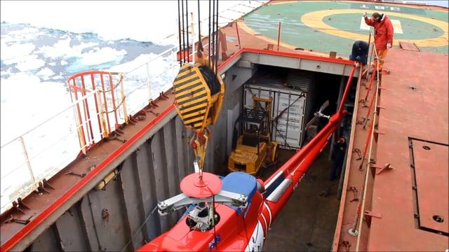 Départ pour Dumont D'Urville. Embarquez en Antarctique