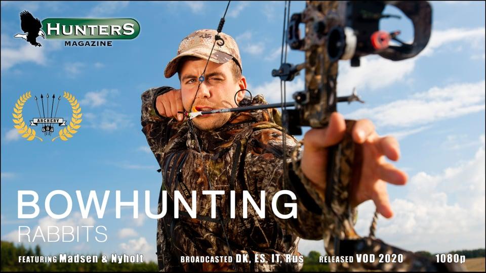 Bow hunting Rabbits