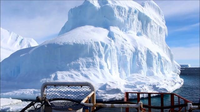 La traversée de l'océan austral. Embarquez en Antarctique