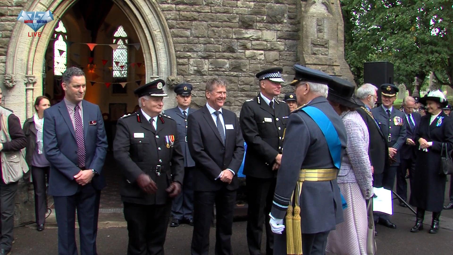 Battle of Britain Highlights Film - EVENT TV
